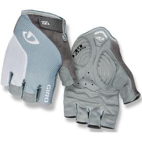 Giro Strada Massa Gel Handskar Dam grå/vit